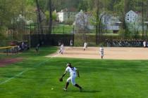 EU Softball vs. Misericordia University.