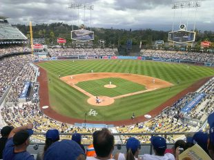 Los Angeles Dodgers On The Brink Of Baseball History