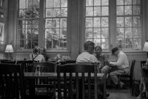 The Art of the Coffeehouse Conversation