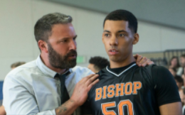 Sports in Film: Looking at Ben Affleck's new basketball film, The Way Back.