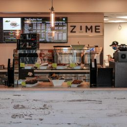 The Newest Brew: A look into Eastern's new on-campus coffee shop, Zime.